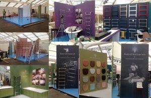 Tradeshow Setup